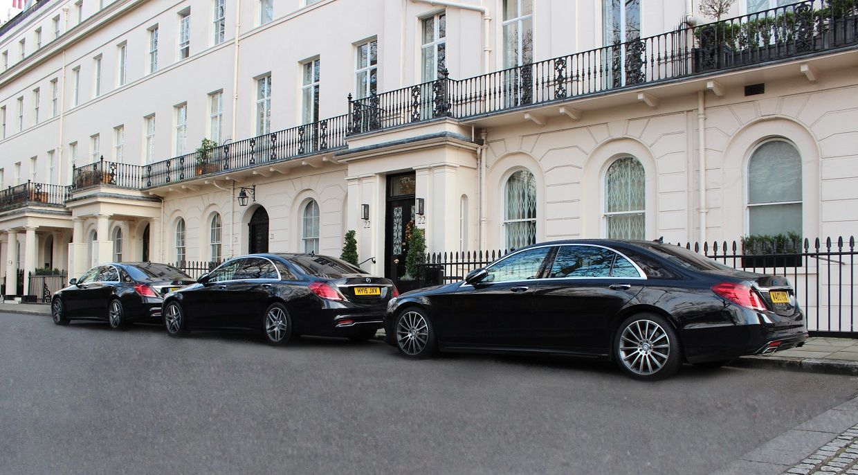 Bespoke London VIP Luxury Chauffeur
