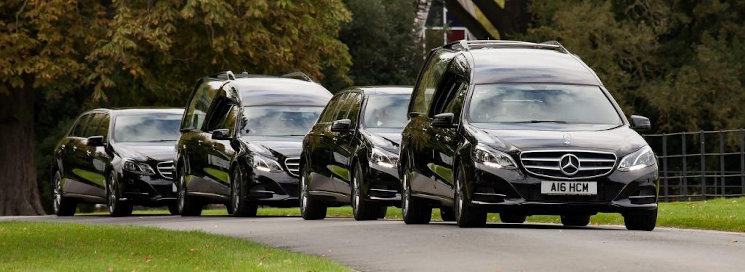 Funeral cars - London VIP Luxury Chauffeur