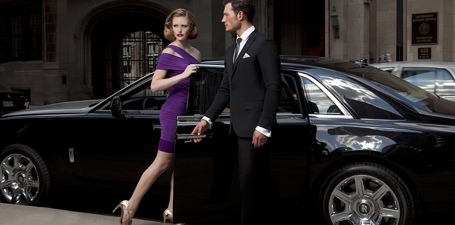 Special Events - Private Chauffeur Service London