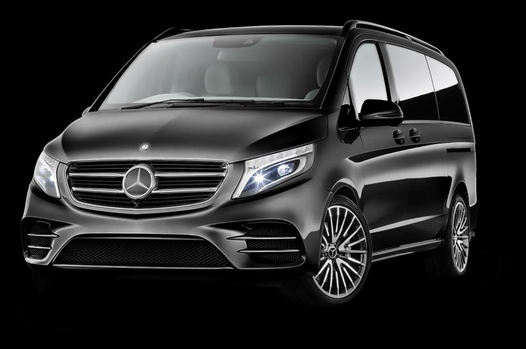 Viano VIP Luxury Chauffeur
