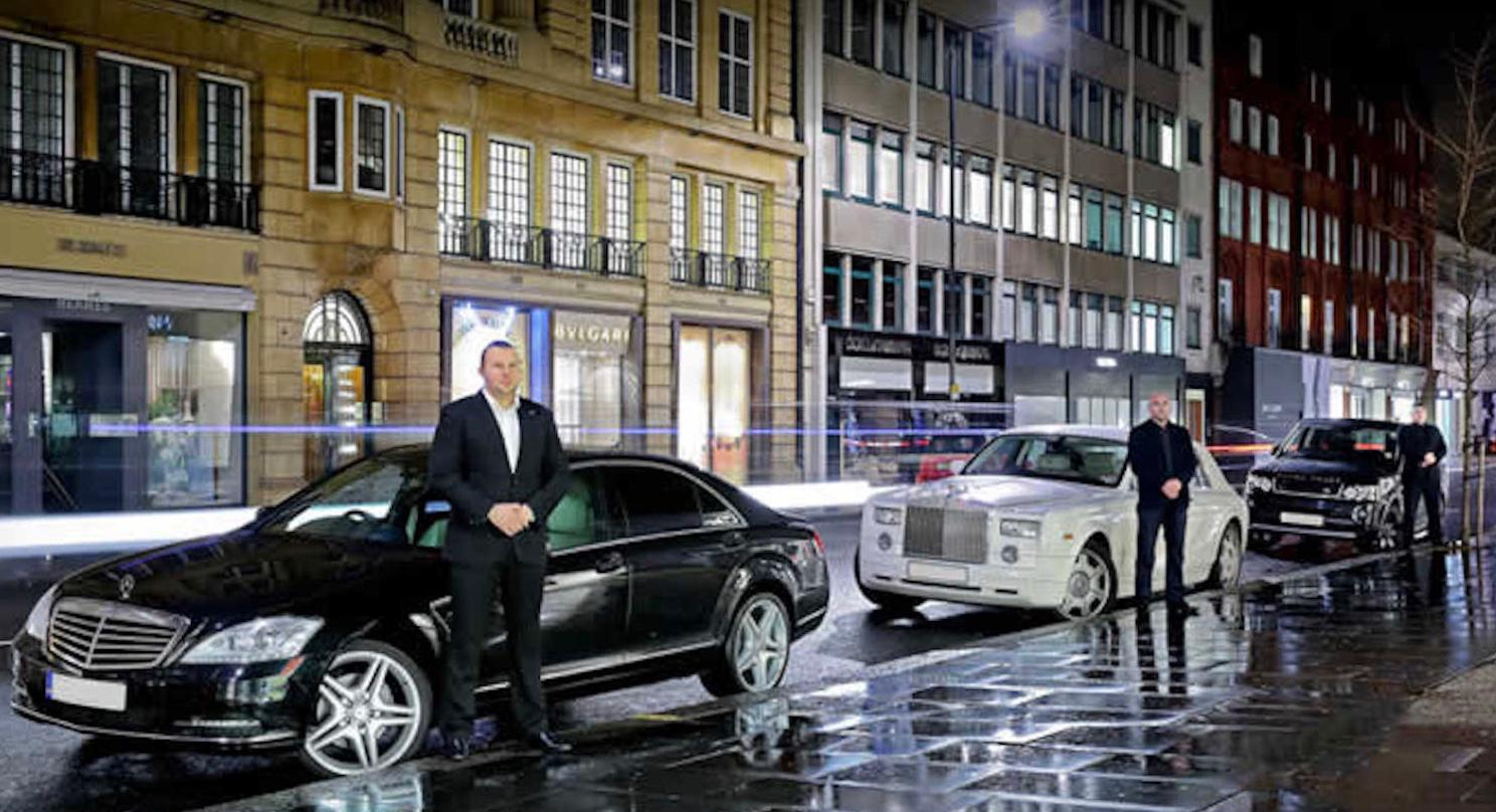 London Chauffeur Service & Executive Car Hire