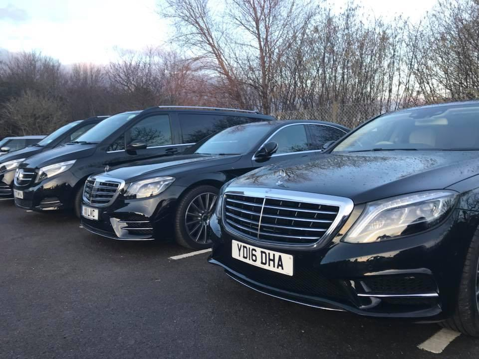 Mercedes Benz London VIP Luxury Chauffeur